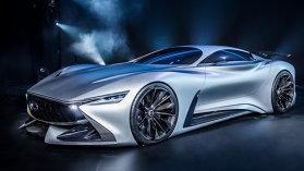 Conceptul Vision Gran Turismo, creat pentru lumea virtuală, există acum şi în realitate