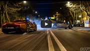 Aston Martin DB10 vs Jaguar C-X75 în BOND:Spectre. VIDEO