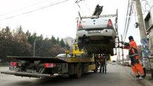 Maşinile parcate neregulamentar NU pot fi ridicate. Ce pot face soferii