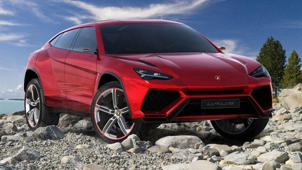 Lamborghini va produce un SUV, iar asta ar trebui să te bucure