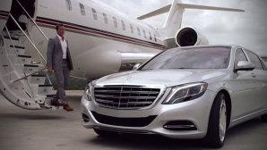 OPULENŢĂ: Cel mai bun cuvânt pentru a descrie noua limuzină Mercedes-Maybach S600