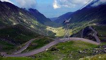 """Transfăgărăşanul va fi MODERNIZAT. Ce vor să facă autorităţile cu """"cel mai frumos drum din lume"""""""