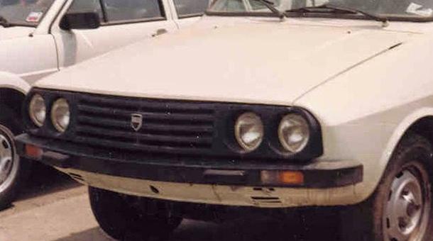 Maşina românească pe care chinezii au copiat-o înainte de BMW şi Porsche - GALERIE FOTO