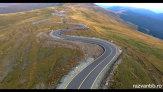 Cum se vede Transalpina din dronă. Magnific! VIDEO