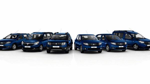 Dacia vine la Frankfurt 2015 cu transmisie automată*! Care sunt modelele privilegiate