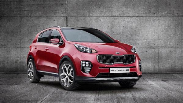Noua Kia Sportage (2015): informaţii şi imagini oficiale cu noua generaţie a crossverului