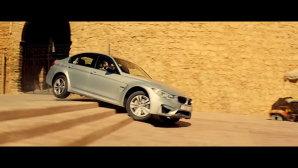 Tom Cruise chiar şi-a făcut singur cascadoriile cu BMW M3 din Mission Impossible! VIDEO