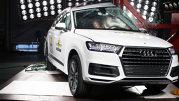 A fost stabilit un nou RECORD de siguranţă la testele Euro NCAP. Ce maşină a reuşit performanţa