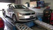VIDEO: cum trişează Volkswagen Jetta emisiile când urcă pe dinamometru