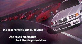 Zece reclame geniale din lumea auto -  GALERIE FOTO