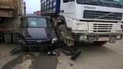Şoferul român care şi-a salvat viaţa printr-un accident neobişnuit pe o autostradă închisă spune TOT CE S-A ÎNTÂMPLAT