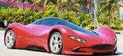 Maşina supersport construită acasă cu 5.000 de dolari - GALERIE FOTO