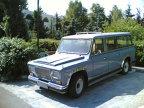 Cel mai luxos ARO i-a aparţinut lui Nicolae Ceauşescu - FOTO