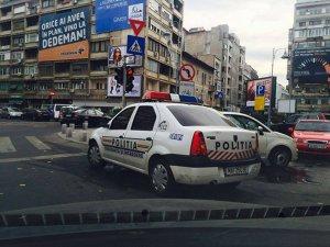 Pare o maşină de Poliţie normală, însă are o dotare care o face să iasă în evidenţă