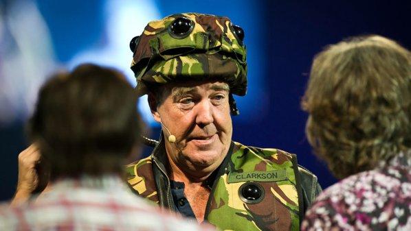 Jeremy Clarkson şochează din nou: Nu mai bombardaţi ISIS!