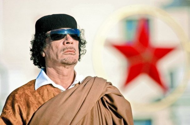 """""""Cea mai sigură maşină din lume"""", construită de dictatorul Gaddafi. Cum arăta """"Racheta Libiană"""" - GALERIE FOTO"""