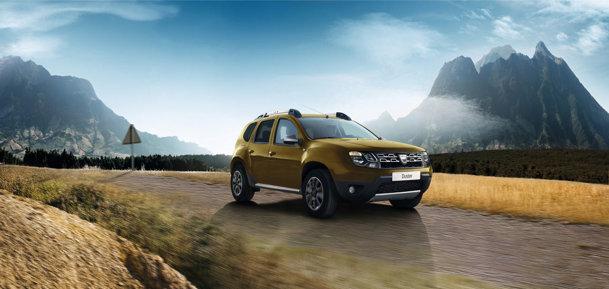 Paradisul Dacia: locul 5 la constructori, locul 9 la modele