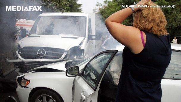 TOP 4 şoferi români, periculoşi la volan