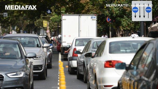 Bucureşti, în topul oraşelor cu cel mai prost trafic. Află pe ce loc suntem şi câte ore pierde un şofer pe an