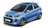 Kia Picanto 5dr - de la 9.254 de euro. Dacă doriţi un Kia Picanto de o anumită culoare va trebui să mai adougaţi preţului iniţial încă 90 de euro, iar pentru altă variantă de motorizare încă aproximativ 1000 de euro.