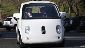 Google trece un obstacol semnificativ în planul său privind maşinile autonome