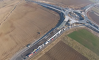 Primul sens giratoriu suspendat din România va fi inaugurat în curând - FOTO-VIDEO