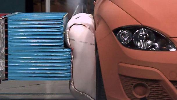 VIDEO. Airbag-urile care vor revoluţiona industria auto