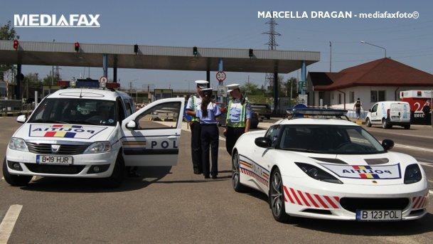 Cea mai mare viteză înregistrată vreodată pe autostrăzile din România