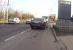 VIDEO. Când traficul se blochează, unii şoferi confundă trotuarul cu strada