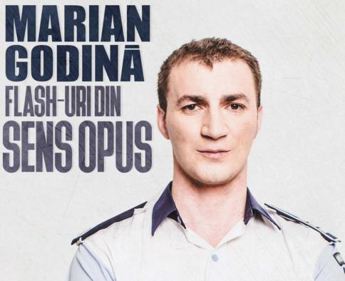 """Sfaturile lui Marian Godină pentru şoferi: """"Evitaţi apelativul şefu'"""". VIDEO"""
