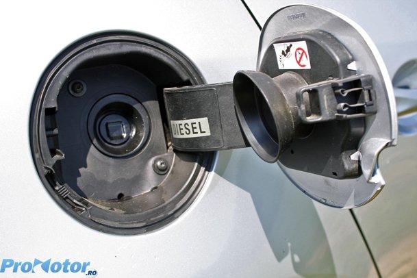 Ai alimentat cu benzină în loc de motorină sau viceversa? VIDEO