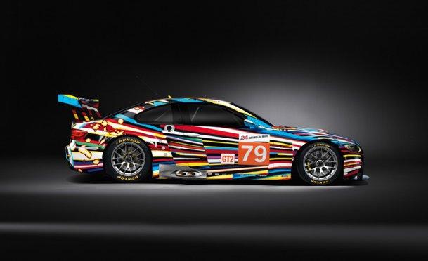 BMW Art Cars. Opere de artă pe patru roţi. GALERIE FOTO