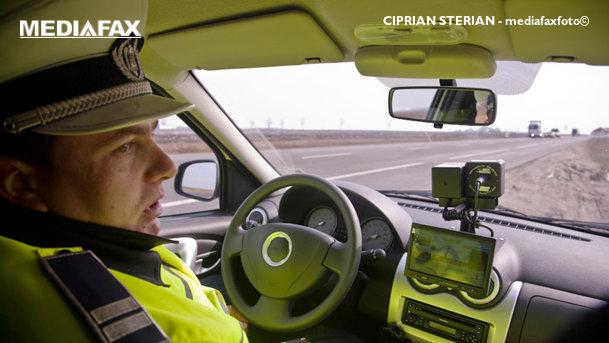 Ce amendă rişti dacă eşti prins cu 200 de km/oră în România