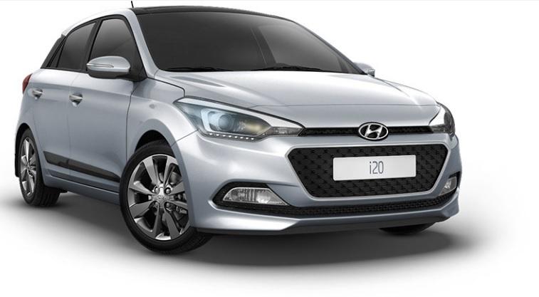 2. Hyundai i20 - 10.384 de euro. Interiorul lui i20 este surprinzător de spaţios, iar când bancheta din spate este complet rabatată, volumul portbagajului ajunge la 1.042 litri – ideal pentru cei care transporta bagaje de mari dimensiuni. Podeaua retractabilă poate fi coborâtă sau urcată pentru a ascunde bagaje sau a crea spaţii suplimentare de depozitare. Sub capotă se află un motor de 1,2 litri de 84 CP. Sursă foto: Hyundaicolina.ro