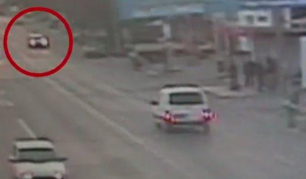 VIDEO - Şoferul care a omorât cinci oameni în staţia de autobuz consumase droguri
