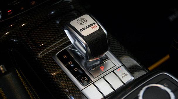 Mercedes G 63 preparat de BRABUS. O combinaţie letală de culoare şi cai putere [GALERIE FOTO]