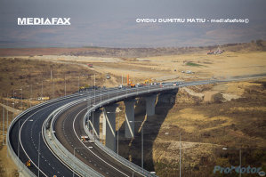 "Autostrada de care România are nevoie ""ca de aer"" ar putea fi gata înainte de termen"