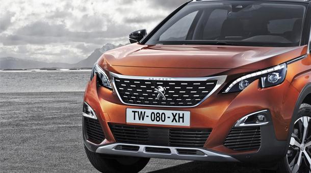 Peugeot 3008 - nou, îndrăzneţ şi pregătit să se bată cu Nissan Qashqai  | GALERIE FOTO