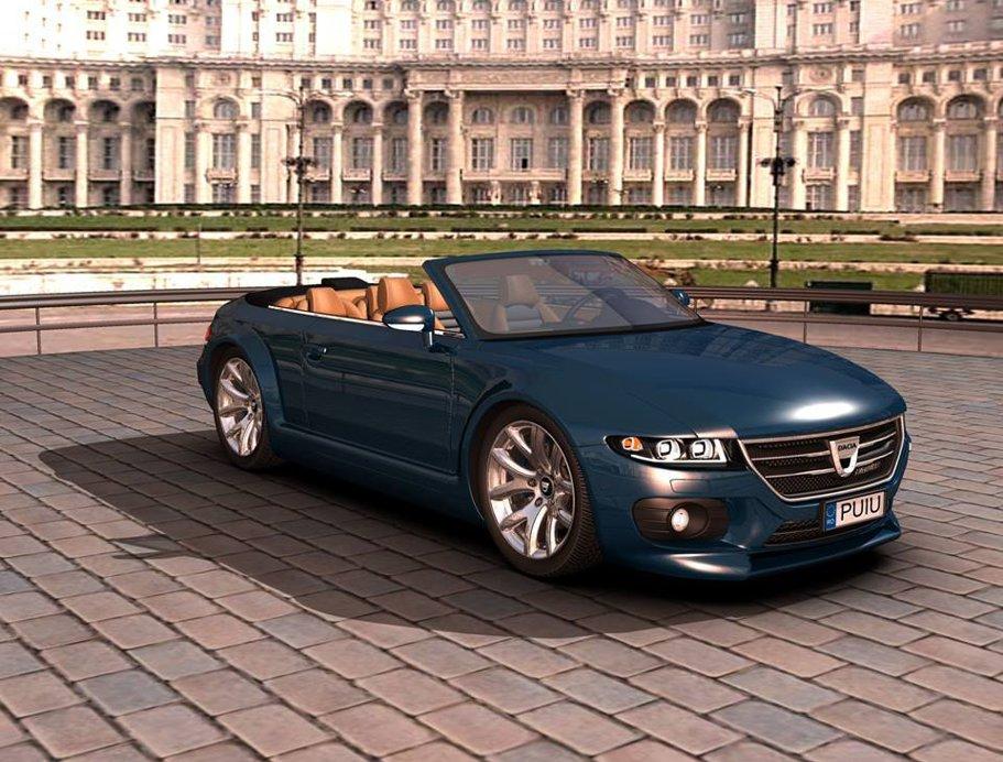 Dacia Aventurier, cel mai frumos concept Dacia de până acum | GALERIE FOTO