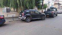DUSTER-ul acesta suprins în Bucureşti ar putea semnala CEA MAI MARE SUPRIZĂ! - FOTO