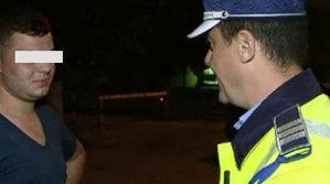 Reacţia frapantă a unui şofer prins la volan băut, cu viteză şi fără asigurare: ''Sunt sătul de amenzi, e prea strictă legea''