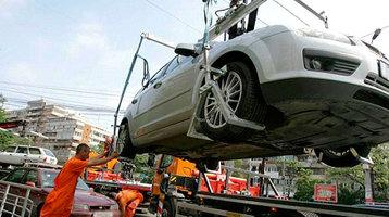 Maşinile parcate neregulamentar vor putea fi ridicate din nou