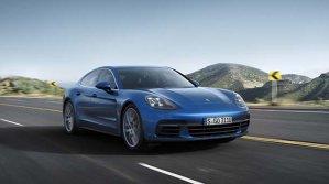 Noul Porsche Panamera. Imagini oficiale şi preţuri - GALERIE FOTO