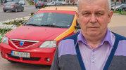 Dacia Logan cu cel mai mare kilometraj este în România - GALERIE FOTO