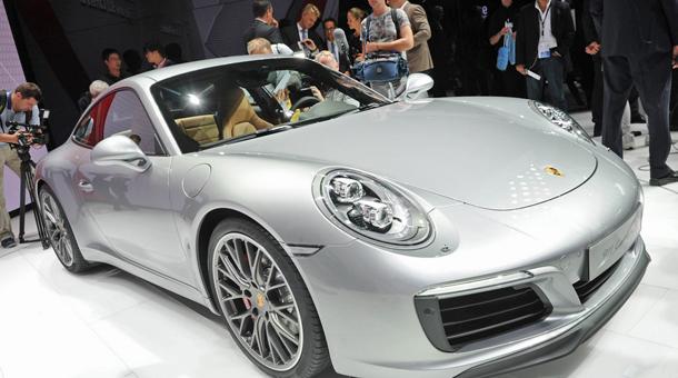 Ce spune Porsche despre un 911 electric - FOTO