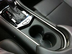 Ford a reinventat suportul pentru pahare din maşini