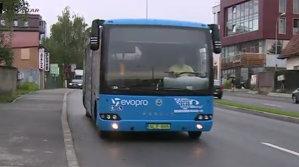 Primul oraş din România unde vor circula autobuze electrice - VIDEO