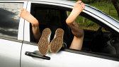 7 poziţii ideale pentru sex în maşină - GALERIE FOTO