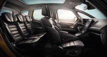 Noul Renault Scenic primeşte 5 stele EuroNCAP - GALERIE FOTO - VIDEO