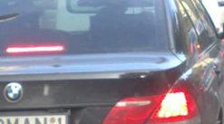 Aroganţă! Ce număr de înmatriculare şi-a pus un român din Ungaria - FOTO
